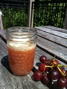 Apple Grape Juice