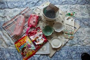 Japanese 100 Yen shop