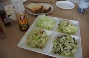 Saya's cabbage salad