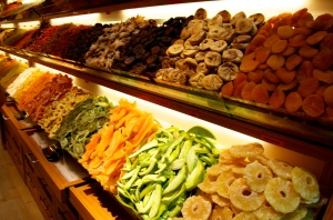 Grand Bazaar - dried fruit